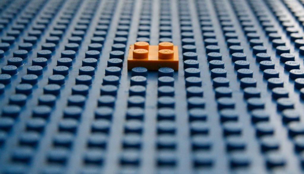 Lego reputação
